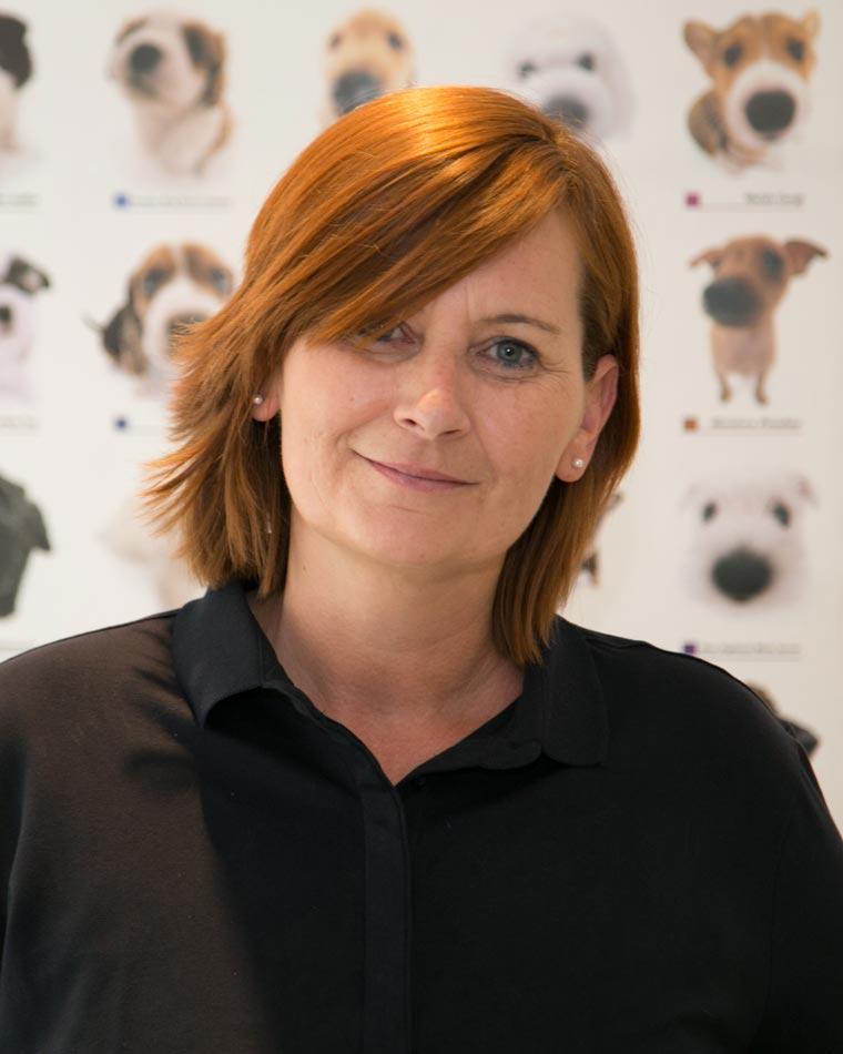 Regina Emonts - Teammitglied von Tierarzt Dr. Waibel